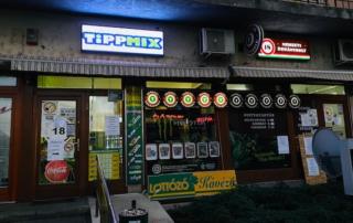 Sárvár Nemzeti Dohánybolt