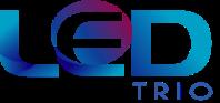logo web LED trio - ledfal
