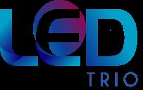 Ledtrio Kft – Ledfal, futófény gyártás Logo